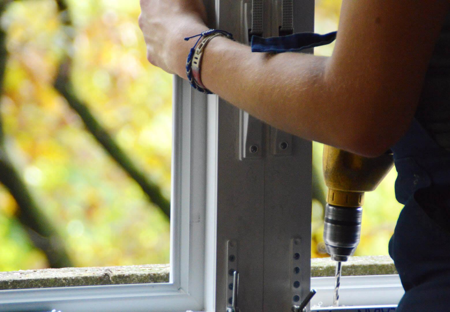 Oprava plastových okien