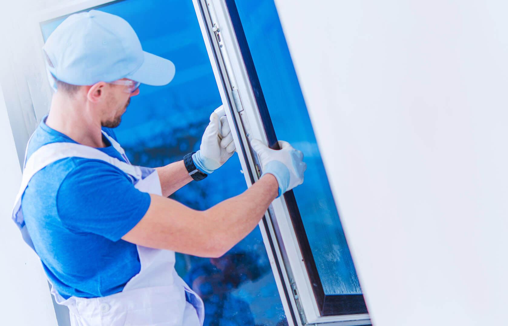 Výmena tesnenia plastových okien